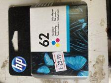 HP 62 Ink Cartridge - Multicolor (C2P06AE)