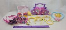 Hasbro My Little Pony G3/G4 Pretend Play Accessory Lot Crowns Boombox Bottle