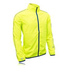 Abbigliamento da uomo giallo per palestra, fitness, corsa e yoga taglia XXXL