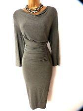 Phase Eight  grey  dress 12