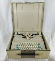 Extremely Rare - Vintage 70's ROYAL ALL ELECTRIC Typewriter & Case, Power Cord!!