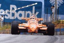 9x6 fotografia Siegfried Stohr FRECCE A3, GP sudafricano di KYALAMI 1981