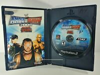 WWE Smackdown vs. Raw 2008 (Playstation 2 PS2) Complete CIB Tested 100%