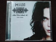 HIM - And Love Said No CD And DVD Set.The Best Of HIM.Both Discs Are In VGC.