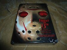 Friday the 13th: From Crystal Lake to Manhattan Ultimate Edition DVD Collection