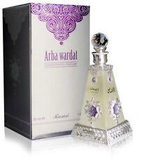 Arba Wardat Oil 30 ml By Rasasi Perfumes Exclusive Oriental Perfume From Dubai