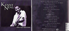KENNY NEAL - DELUXE EDITION - US 16 TRK CD - BLUES - SOUL - R&B -