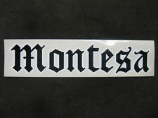 MONTESA DECAL STICKER COTA BULTACO GP VE AHRMA LG NOS