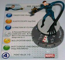MR FANTASTIC #047 #47 Galactic Guardians Marvel Heroclix CHASE Super Rare
