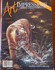 CANADIAN ART IMPRESSIONS MAGAZINE--  AUTUMN 1990