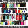 Nike Elite Cushioned basketball socks, Hyper Elite basketball socks NBA
