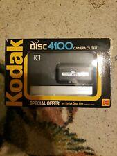 Kodak Disc Camera 4100 1985. Still in original box.