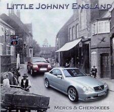 LITTLE JOHNNY ENGLAND - MERCS & CHEROKEES (NEW & SEALED) CD Folk