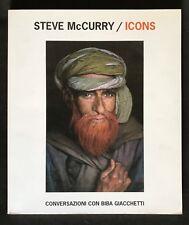Steve McCurry Icons Coversazioni con Biba Giacchetti - Sudest57 Steve McCurry