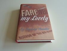 First Edition Library [Facsimile] Farewell My Lovely by Raymond Chandler HD DJ