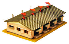 Tomytec (Building 033-3) Wooden Row Apartment Type C3  1/150 N scale