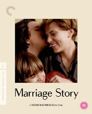 Marriage Story Criterion Collection Blu-ray UK BLURAY