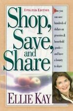 ELLIE KAY - Shop, Save, and Share - PAPERBACK ** Brand New **