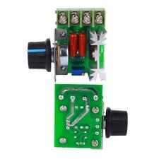 2000 W 220 V AC SCR Regolatore di tensione elettrica Motor Speed Control Controller POP