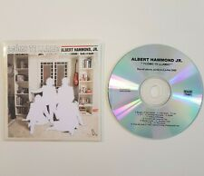 ALBERT HAMMOND JR. : COMO TE LLAMA? ♦ FRENCH CD Promo Album ♦