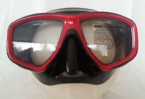 Aropec Adult Adjustable Two lenses Swimming Snorkel Scuba Mask Goggle Beach Pool