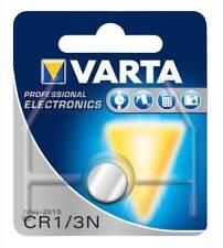 Varta 1x Electronics CR1/3N Battery 3V 170mAh VARTA-CR1/3N