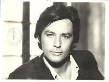 """ALAIN DELON in """"Traitement de Choc"""" Original Photo PORTRAIT 1973"""
