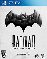 Batman: The Telltale Series - PS4 - Sony PlayStation 4 - Brand NEW - Sealed