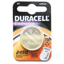 Duracell DL2450 - 3v Coin Cell (1 Pack)