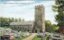 GUERNSEY(Channel Islands) :Saint Pierre Du-Bois