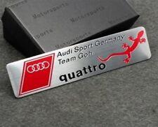 Audi Sport Team Goh badge emblème A3 A4 S3 S4 S6 RS3 RS4 Quattro RS TT S LINE