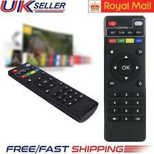 For MXQ M8 M8S KODI XBMC Quad Core Android Smart TV BOX Remote Control UK New
