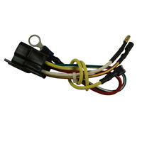 Scag Wire Harness Man Part # 484302 Eng Deck