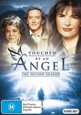 Touched by an Angel: Season 2 [Region 4] - DVD -New-Free Shippin