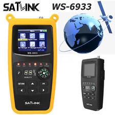 SATLink WS-6933 Satellite HD DVB-S/S2 Signal Finder Meter FTA C&KU Band 16A 8PSK