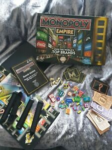 PICK YOUR PARTS MONOPOLY EMPIRE BOARD GAME