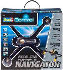 Rare Revell Navigator Quadrocopter Drone 23899 boxed un opened