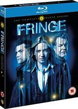 Fringe - Season 4 (Blu-ray + UV Copy) [2012] [Region Free], Very Good DVD, John