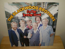 "BLACKWOOD BROTHERS...""ON THE JERICHO ROAD""...""AUTOGRAPHED""......OOP GOSPEL ALBUM"