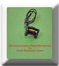 Electrical Pigtail Connector for Knock Sensor KS15 Fits: Volkswagen Porsche Audi