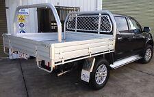Toyota Hilux Aluminium Dual Cab Tray 1880L x 1855W x 880H