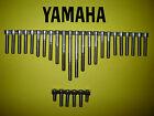Yamaha XVS650 650cc Dragstar Custom Stainless SS Engine Cover Allen Kit NEW