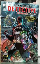 DC COMICS DETECTIVE COMICS #1000 10 COVER SET