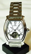 SEAGULL MANS RETRO CALENDAR FLY-BACK DAY-DATE AUTOMATIC EXHIBITION BALANCE