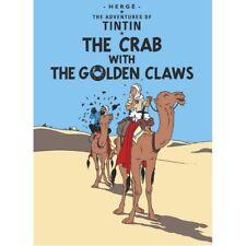 Carte postale album de Tintin: The Crab with the Golden Claws 34077 (10x15cm)