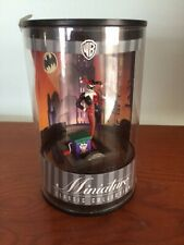 Harley Quinn Warner Brothers Batman Animated Miniature Classic Collection