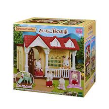 Sylvanian Families HA-50 Raspberry House - Epoch