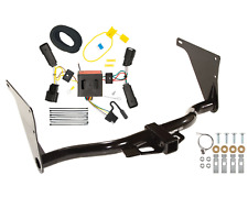 Trailer Tow Hitch For 13-16 Ford Escape All Styles w/ Wiring Harness Kit