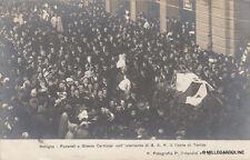 * BOLOGNA - Funerali Giosue Carducci con intervento del Conte di Torino 1907 NPG