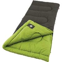 Adult Sleeping Bag Coleman Duck Harbor Outdoor Sports Camping Gear  Cool Weather